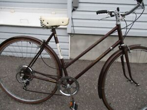 vintage Raleigh sprite step through bike excellent SHAPE