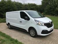 Renault Trafic 1.6dCi Low Roof Van 2015MY LL29 115 Business+