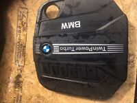 BMW 5 SERIES F10 OR F11 2.0d ENGINE COVER