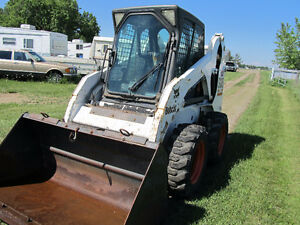 2005 Bobcat S185 Skid Steer Loader For Sale