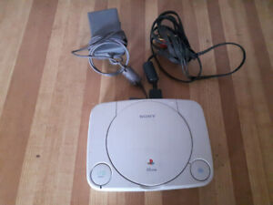 PLAY STATION ONE $25