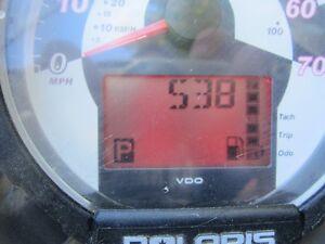 2013 POLARIS 500 HO   (CAMO) Peterborough Peterborough Area image 5