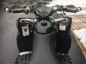 Honda trx700 xx