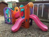 little tikes 8in 1 playground