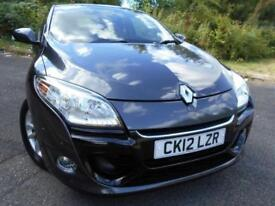 2012 12 RENAULT MEGANE 1.6 EXPRESSION PLUS 3D 110 BHP ** 1 PREVIOUS OWNER , YES