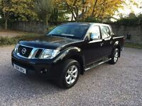 Nissan Navara 2014 only 31K miles with full s/h