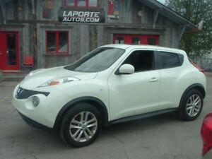 Nissan JUKE SL  2012