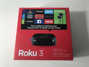 ROKU 3 - The Gold Standard in Streaming