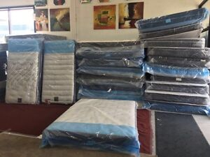 MATTRESSES & BOX SPRINGS FROM ONLY $50! MUST GO