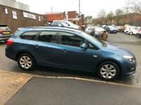 2014 Vauxhall Astra 1.6i 16V Design 5dr Auto Estate ESTATE Petrol Automatic