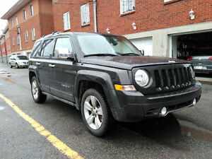 2011 Jeep Patriot Limited Edition