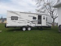 2012 Forest River Wildwood Travel Trailer