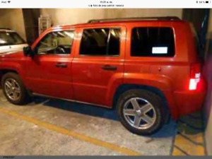 2008 Jeep Patriot 4DR