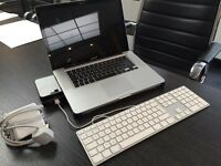 "MacBook Pro 15"" (late 2008) with new 500Gb SSD disc 