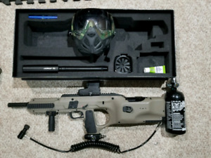 Empire Dfender + Other Misc Paintball Stuff