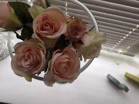 Wedding martini vases