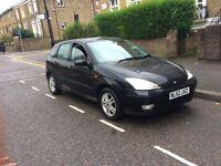 2002 52 KINT FORS FOCUS ZETEC 1.6 Auto 1 years mot £850ono