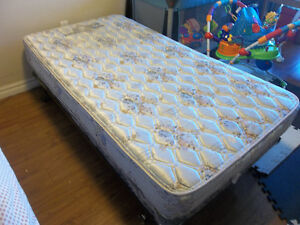 King Coil Single Bed. Excellent Clean Condition!!