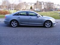 Audi A6 2.0 TDI 190PS Ultra S line (grey) 2014
