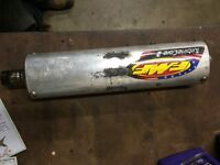 FMF 2 stroke dirt bike exhaust