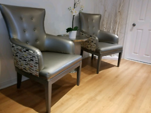 EUC Accent Chairs