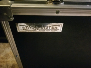 Stagemaster Road case pedal n gear case