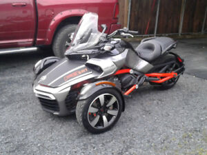 Canam spyder F3S