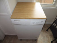 Whirlpool Portable Dishwasher, LIKE NEW...for sale