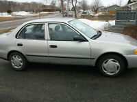 1999 Toyota Corolla Other