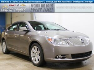 2012 Buick LaCrosse CXL | Heated Seats | Driver Memory Seat