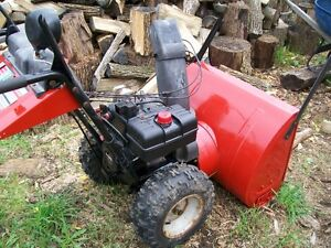 Used Snow Blower 10.5 HP 30 inch