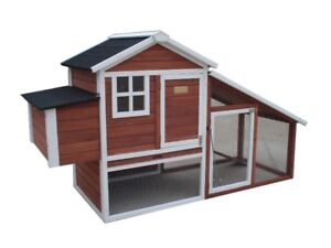 FACTORY MADE POULTRY HUTCH FOR SALE