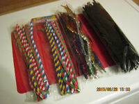 Craft Chenille Stems/Pipe Cleaners