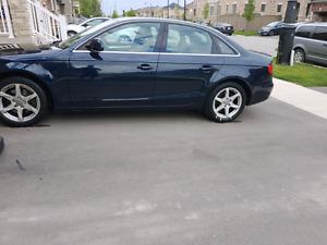 2009 Audi 2.0T Quattro