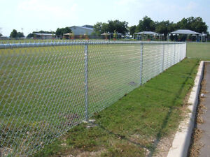 looking for free 6' high chain link fence