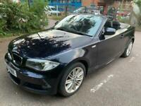 2013 BMW 1 Series 118i M Sport 2 Door Convertible Petrol Manual