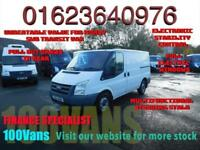 FORD TRANSIT 2.2TDCi DURATORQ 85PS 280S LOW ROOF 2009 SWB UNBEATABLE VALUE