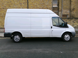 Man and van. Removals, home, office, storage etc.