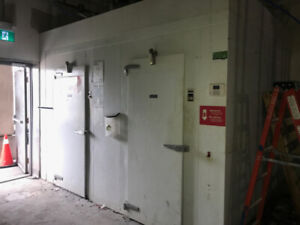 Walk in coolers / walk-in freezers - variety available used new