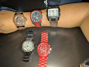 Watch Collection - $130 each
