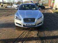 2014 Jaguar XF 2.2 TD Premium Luxury (s/s) 4dr Saloon Diesel Automatic