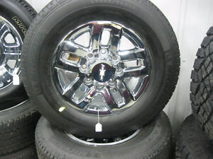chevrolet 8 bolt wheels and tires