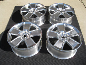 "Camaro factory 21"" staggered wheel set - BRAND NEW!!"