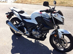 2015 Honda CB300f for sale by owner.