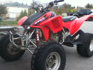 2006 HONDA TRX450ER QUAD FOR SALE