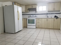 2 Bedrooms Basement Apt. for Rent May 1st