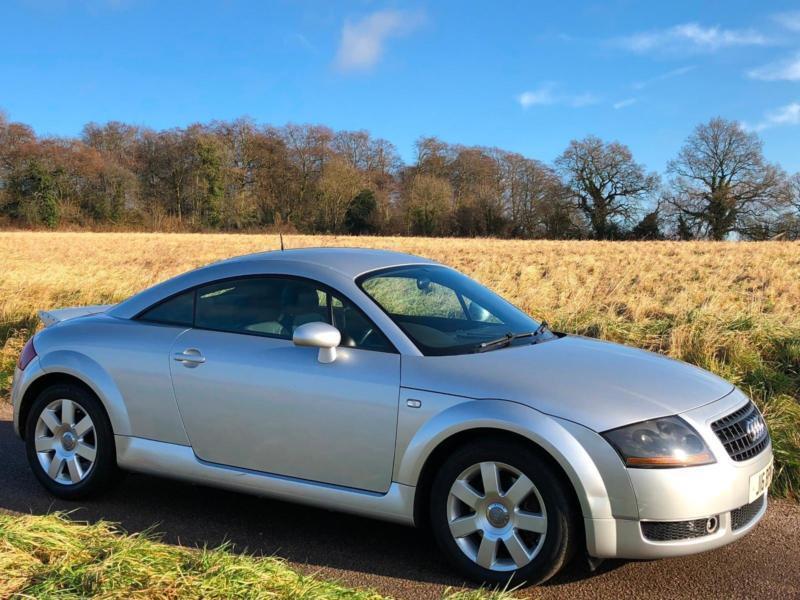 2005 05 Audi Tt 18 Turbo 180 Quattro Petrol Tiptronic