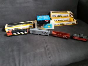 HO train set