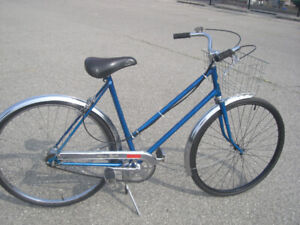 Vintage Ladies: Super Cycle – Commuter, made in England
