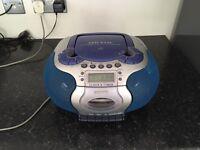 CFD-E55L CD RADIO CASSETTE-CORDER